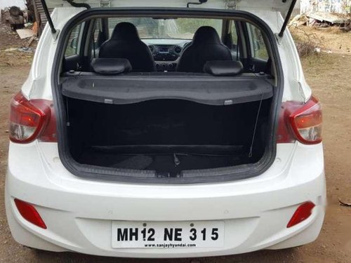 Used 2016 Hyundai Grand i10 AT for sale in Pune