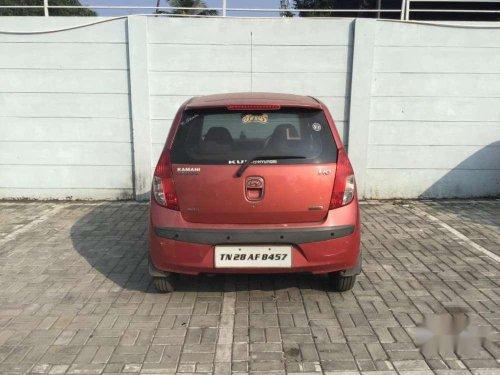 Used Hyundai i10 Sportz 1.2 2010 MT for sale in Chennai