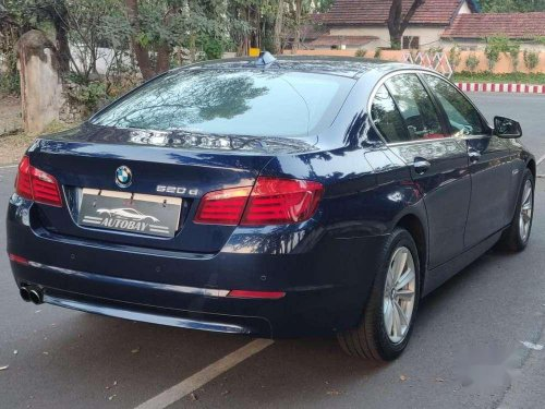 Used BMW 5 Series 520d Luxury Line 2012 AT for sale in Pune
