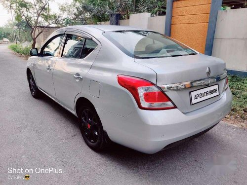 Used Renault Scala 2012 MT for sale in Hyderabad