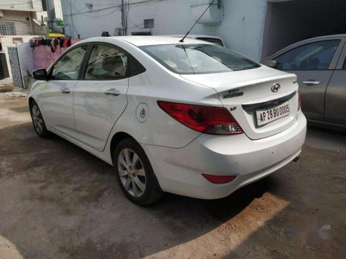 Used Hyundai Verna 2012 AT for sale in Hyderabad