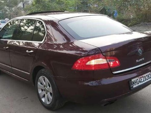 Used Skoda Superb 2011 AT for sale in Mumbai