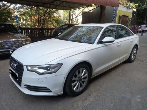 Used 2015 Audi A6 AT for sale in Hyderabad