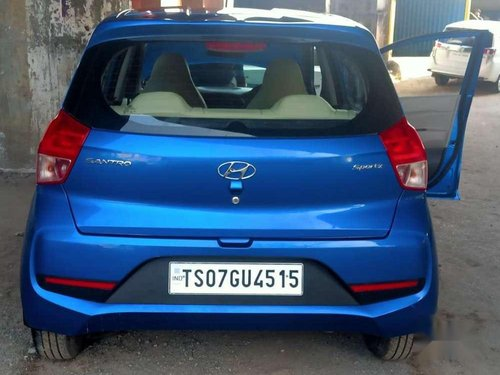 Used Hyundai Santro 2019 AT for sale in Hyderabad