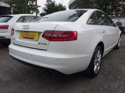 Used Audi A6 2011 AT for sale in Barrackpore