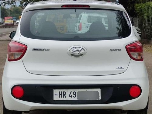 Used Hyundai Grand i10 2017 MT for sale in Chandigarh
