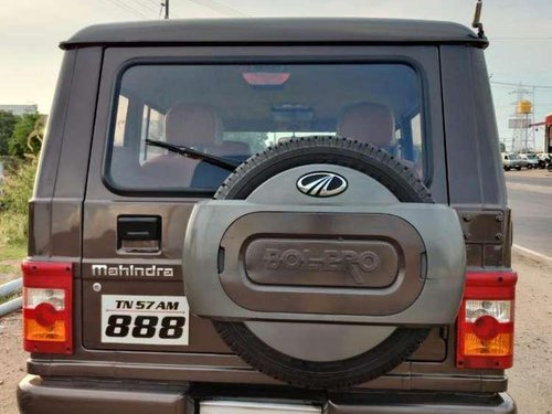 Used Mahindra Bolero 2015 MT for sale in Erode