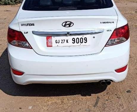 Used Hyundai Verna 2012 MT for sale in Ahmedabad