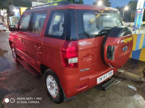 Used 2016 Mahindra XUV300 MT for sale in Pondicherry