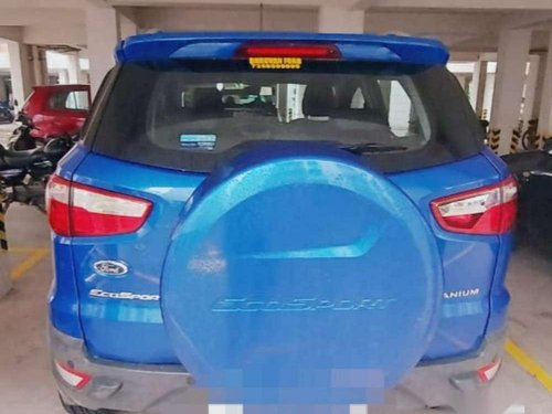 Used 2015 Ford EcoSport AT for sale in Chennai