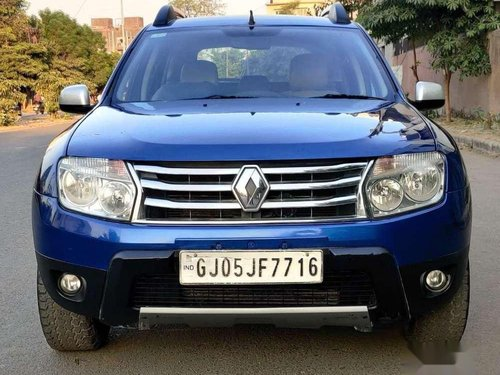 Used Renault Duster RXZ 2014 MT for sale in Surat
