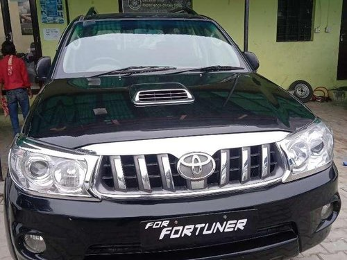 Used Toyota Fortuner 2010 MT for sale in Allahabad