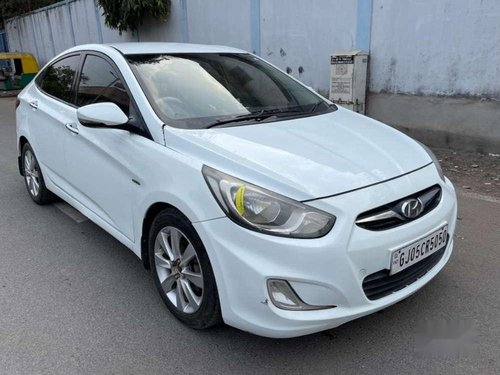 Hyundai Fluidic Verna 2011 MT for sale in Surat