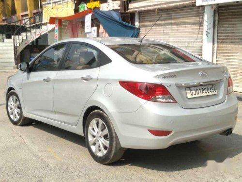 Used Hyundai Verna 2013 AT for sale in Ahmedabad
