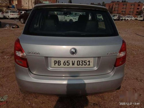 Used 2013 Skoda Fabia MT for sale in Chandigarh