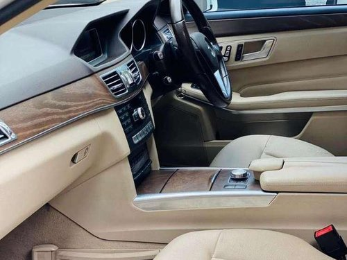 Used 2015 Mercedes Benz E Class AT for sale in Kochi