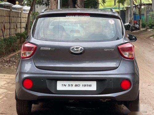 Hyundai Grand i10 Sportz 2018 MT for sale in Madurai
