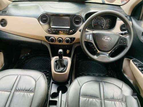 Used Hyundai Grand i10 Sportz 2017 AT for sale in Surat
