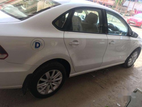 Used Volkswagen Vento 2017 AT for sale in Hyderabad