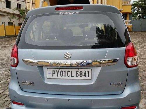 2016 Maruti Suzuki Ertiga VDI MT for sale in Pondicherry