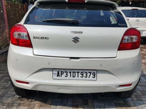 Used Maruti Suzuki Baleno 2017 MT for sale in Visakhapatnam