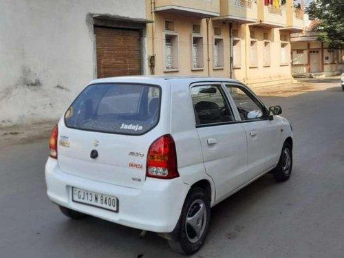 Used Maruti Suzuki Alto 2009 MT for sale in Rajkot