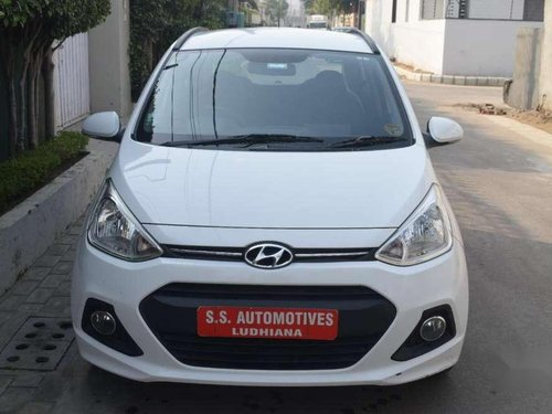 Hyundai Grand i10 2015 MT for sale in Ludhiana