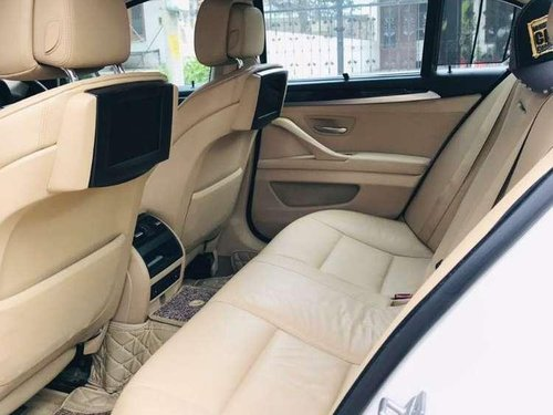 Used 2011 BMW 5 Series AT for sale in Chandigarh