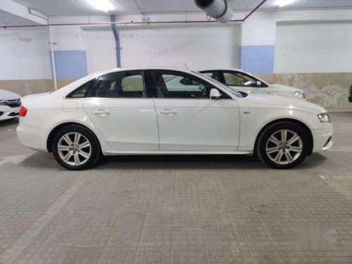 Used Audi A4 2.0 TDI 2012 AT for sale in Mumbai