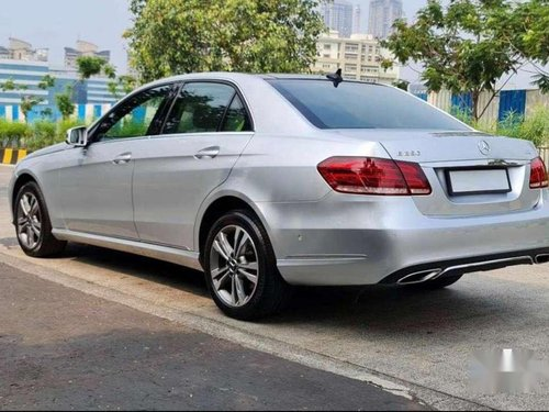 Used 2014 Mercedes Benz E Class AT for sale in Hyderabad