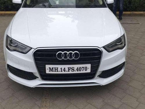 Used Audi A3 2016 AT for sale in Pune