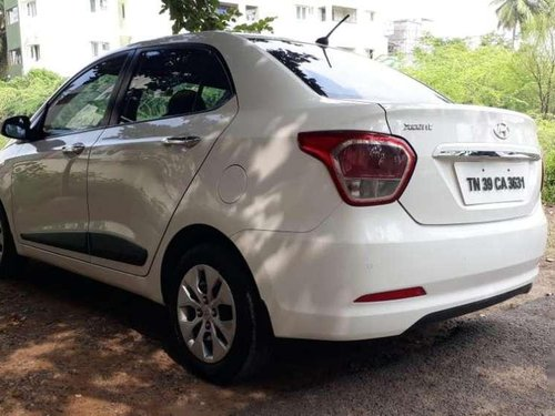 Used Hyundai Xcent 2016 MT for sale in Salem