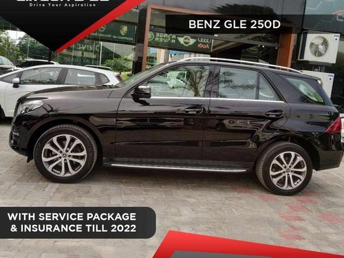 Used 2018 Mercedes Benz GLE AT for sale in Madurai
