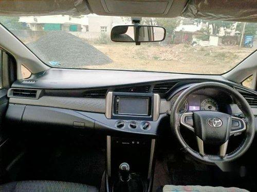 Used Toyota Innova Crysta 2017 MT for sale in Gandhinagar