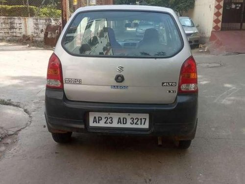 Used 2011 Maruti Suzuki Alto MT for sale in Hyderabad