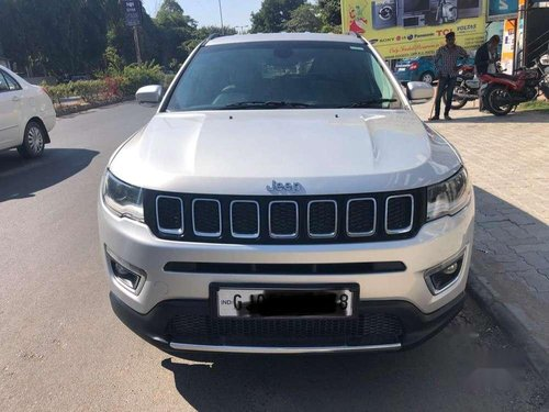 Used 2017 Jeep Compass MT for sale in Vadodara