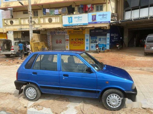 Used Maruti Suzuki 800 2007 MT for sale in Nagar
