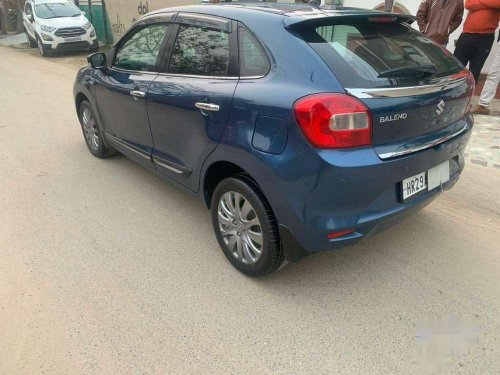 Used Maruti Suzuki Baleno 2017 MT for sale in Gurgaon