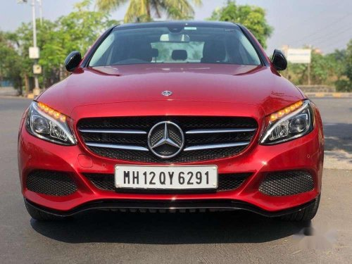 Used Mercedes Benz C-Class 2018 AT for sale in Goregaon