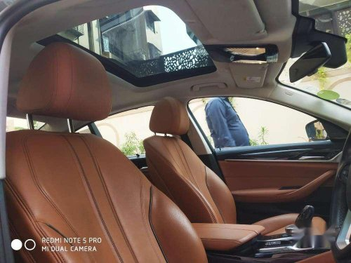 Used 2018 BMW 5 Series AT for sale in Kolkata