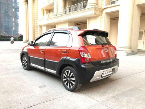 Used 2015 Toyota Etios Cross MT for sale in Thane