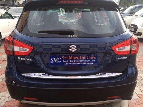 Used 2018 Maruti Suzuki S Cross MT for sale in Vijayawada