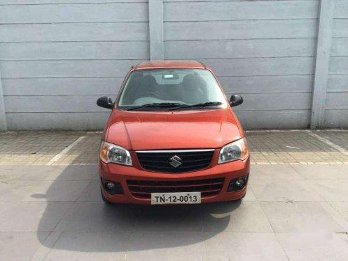 2013 Maruti Suzuki Alto K10 MT for sale in Chennai