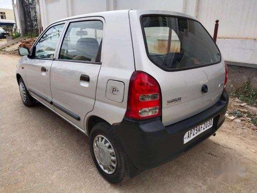 Used 2008 Maruti Suzuki Alto MT for sale in Hyderabad