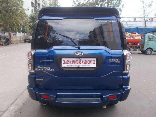 Used Mahindra Scorpio 2017 AT for sale in Mumbai