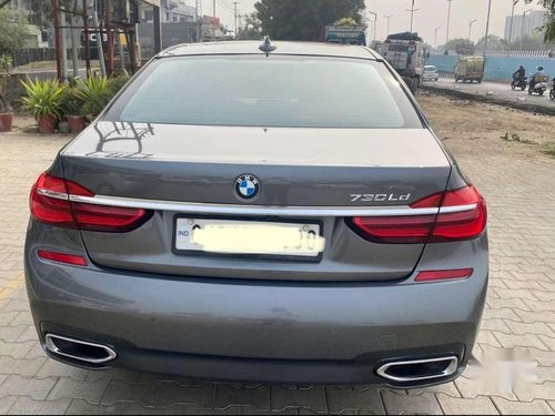 Used 2017 BMW 7 Series AT for sale in Ahmedabad