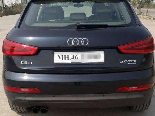 Audi Q3 2.0 TDI Quattro Premium Plus 2014 AT in Mumbai