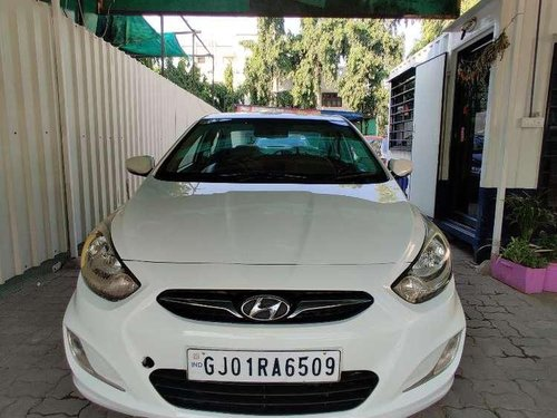 Hyundai Verna CRDi 1.6 EX 2013 AT for sale in Ahmedabad