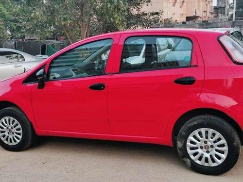 Used Fiat Punto Active 2015 MT for sale in Hyderabad