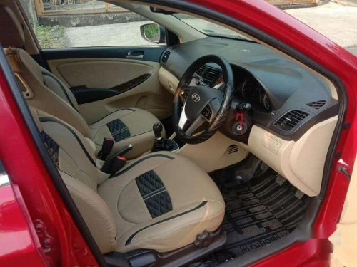 Used 2017 Hyundai Verna MT for sale in Thane